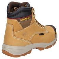 Caterpillar Spiro Boots Safety Honey Reset